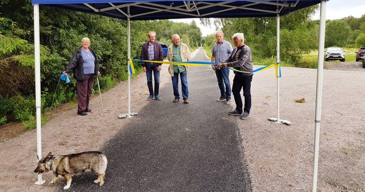 Ny gång- och cykelväg i Rimbo och fler på väg